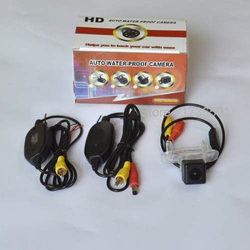 Wireless Camera For Mercedes Benz MB A Class W169 Car Rear view Back up Reverse Parking Camera / HD CCD Night Vision