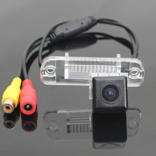 Wireless Camera For Mercedes Benz SL Class R230 2008~2012 Rear view Camera Back up Reverse Parking Camera / HD CCD Night Vision