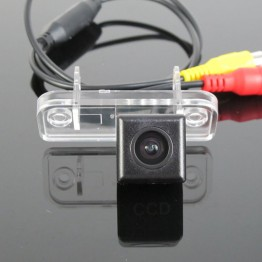 Wireless Camera For Mercedes Benz CLC Class CL203 Rear view Camera Back up Reverse Parking Camera / HD CCD Night Vision