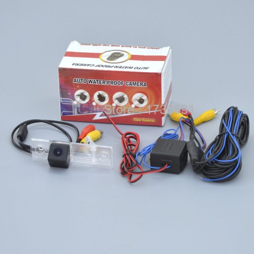Power Relay For Chevy Chevrolet Optra / Spark / Sonic / Tosca / Car Rear View Camera / HD CCD Parking Reverse Camera