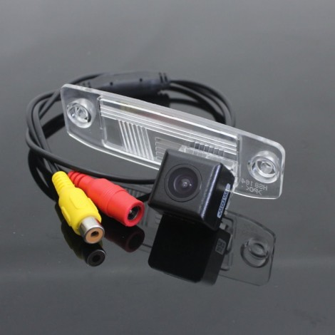 FOR Chrysler 300C 2011~2014 / Car Parking Camera / Rear View Camera / HD CCD Night Vision + Water-Proof + Wide Angle
