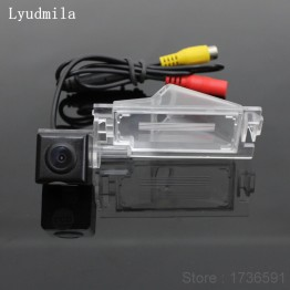 FOR Dodge Caliber 2007~2012 / Car Back up Camera / Car Reverse Parking Camera / Rear View Camera / HD CCD Night Vision
