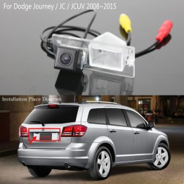 FOR Dodge Journey / JC / JCUV 2008~2015 / Car Parking Rear View Camera / Back up Reverse Camera / HD CCD Night Vision