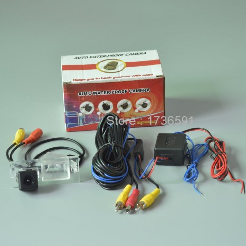 Power Relay For Dodge Journey / JC / JCUV 2008~2015 / Car Rear View Camera / Reverse Camera /  HD CCD NIGHT VISION