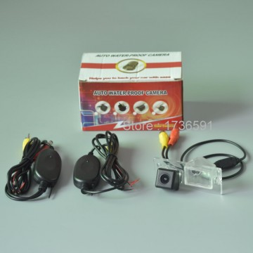 Wireless Camera For FIAT Freemont 2009~2014 / Car Rear view Camera / Reverse Camera / HD CCD Night Vision / Easy Installation