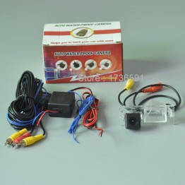 Power Relay For FIAT Freemont 2009~2014 / Car Rear View Camera / Back up Reverse Camera /  HD CCD NIGHT VISION