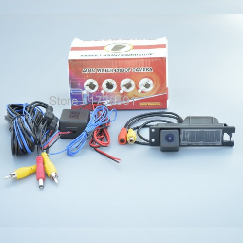 Power Relay For FIAT Mulipla / Marea / HD CCD Back up Parking Camera / Car Rear View Camera / Reverse Camera
