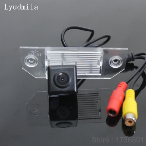 FOR Ford Focus Sedan 2009~2014 / Back up Reverse Camera / HD CCD Night Vision / Car Parking Camera / Rear View Camera