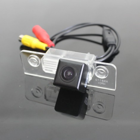 FOR Ford Fiesta ST / Classic / For Ikon 2002~2008 / Car Parking Camera / Rear View Camera / Wide Angle / HD CCD Night Vision