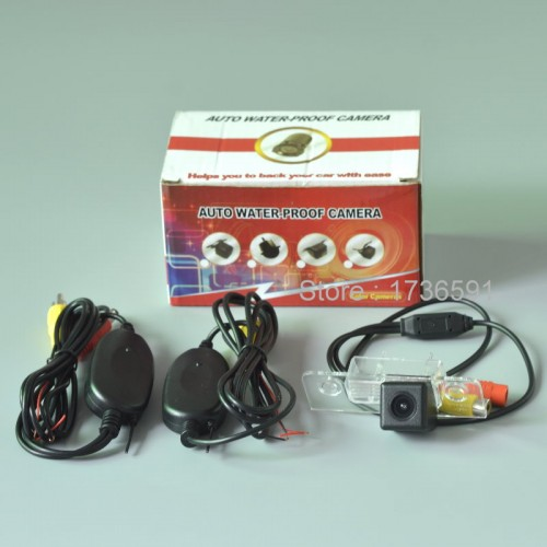 Wireless Camera For Ford Fiesta ST / Classic / Car Rear view Camera / Back up Reverse Camera / HD CCD Night Vision