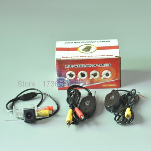 Wireless Camera For Ford Fusion 2002~2012 / Car Rear view Camera / Reverse Camera / HD CCD Night Vision / Easy Installation