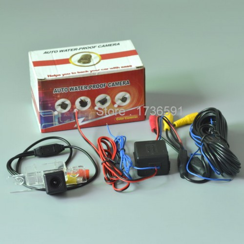 Power Relay For Ford Fusion 2002~2012 / Car Rear View Camera / Back up Reverse Camera /  HD CCD NIGHT VISION