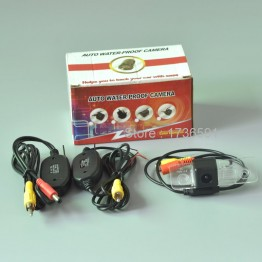 Wireless Camera For Ford Mondeo MK2 MK3 Car Rear view Camera / Reverse Camera / HD CCD Night Vision / Easy Installation