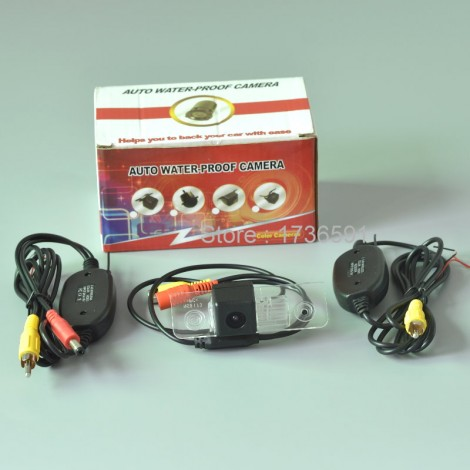 Wireless Camera For Ford Flex 2009~2014 / Car Rear view Camera / Reverse Camera / HD CCD Night Vision / Easy Installation