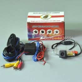 Power Relay For Ford Fiesta ST / Classic / Ikon 2002~2008 / Car Rear View Camera / Reverse Camera HD CCD NIGHT VISION