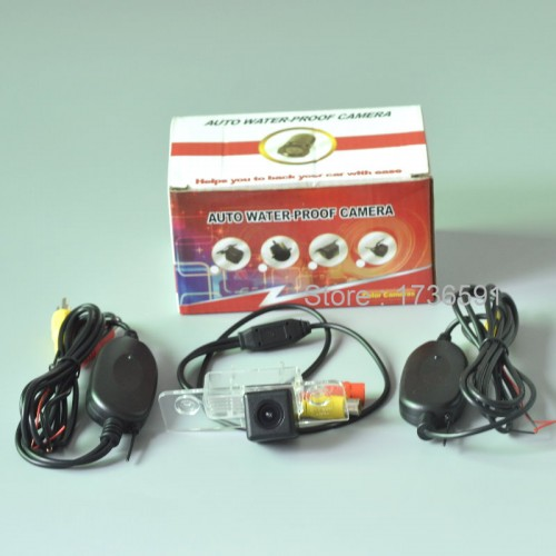 Wireless Camera For Ford Mustang GT / CS / Car Rear view Camera / Reverse Camera / HD CCD Night Vision / Easy Installation