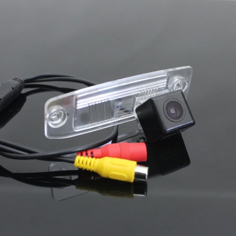 FOR Hyundai Tucson JM / Reverse Parking Camera / Back up Camera / Rear View Camera / HD CCD Night Vision + Wide Angle