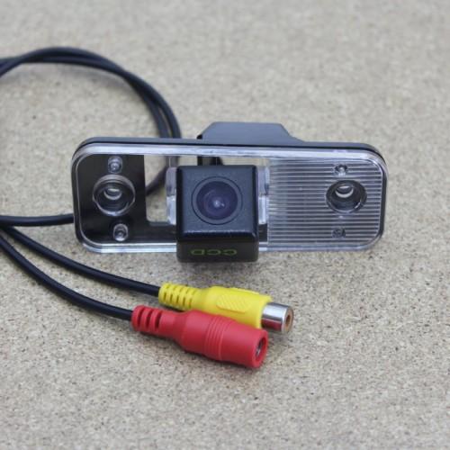 FOR Hyundai Santa Fe 2010 2011 2012 / Car Rear View Camera / Reversing Park Camera / HD Night Vision + Water-proof + Wide Angle