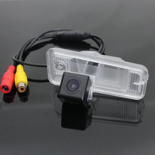 FOR Hyundai Santa Fe 2013~2015 / HD CCD Night Vision / Reverse Back up Camera / Car Parking Camera / Rear View Camera