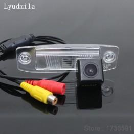 FOR Hyundai Veracruz / ix55 2007~2015 Reversing Camera / Rear View Camera / HD CCD Night Vision Reverse back up Camera