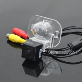 FOR Hyundai Fluidic Verna 2010~2015 / Reversing Back up Camera / Car Parking Camera / Rear View Camera / HD CCD Night Vision