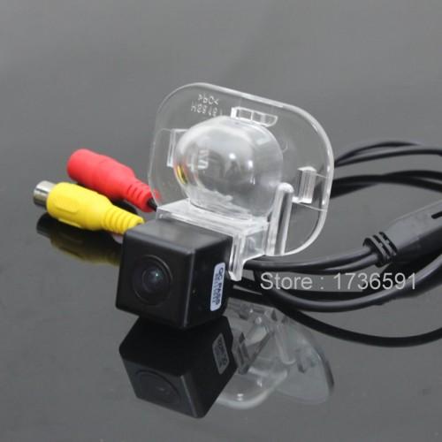 FOR Hyundai Fluidic Verna 2010~2015 / Reversing Back up Camera / Car Parking Camera / Rear View Camera / HD CCD Night Vision