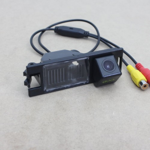 FOR Hyundai Tucson 2010~2015 / Car Parking Camera / Rear View Camera / HD CCD Night Vision + Water-Proof + Wide Angle