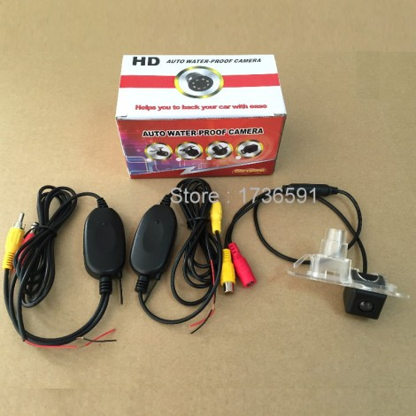 Wireless Camera For Hyundai Elantra Sedan 2012 / Car Rear view Camera / HD Back up Reverse Camera / CCD Night Vision