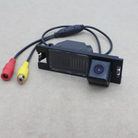 Wireless Camera For Hyundai ix35 2009~2013 Car Rear view Camera Back up Reverse Parking Camera / HD CCD Night Vision