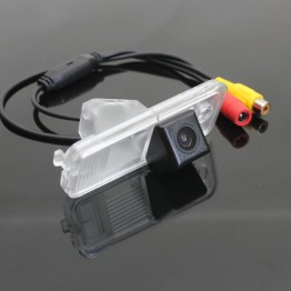 Wireless Camera For Hyundai Grandeur 2011~2015 Car Rear view Camera Back up Reverse Parking Camera / HD CCD Night Vision