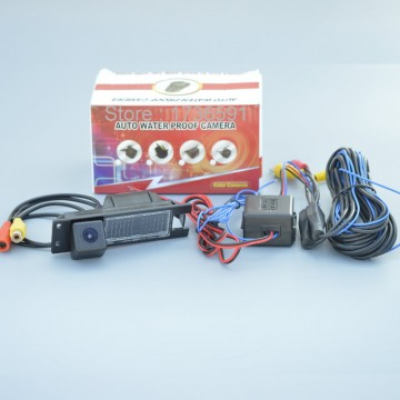 Power Relay For Holden / Chevrolet Malibu 2012~2014 CCD Back up Parking Camera / Car Rear View Camera / Reverse Camera