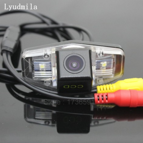 FOR Honda Accord US 2008~2012 / Car Parking Camera / Rear View Camera / HD CCD Night Vision + Water-Proof + Wide Angle