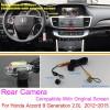 For Honda Accord 9 Generation 2.0L  2012~2015 RCA & Original Screen Compatible / Rear View Camera Sets / Back Up Reverse Cameracloud-zoom-gallery