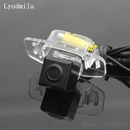 Wireless Camera For Honda Civic / Ciimo 2012~2015 Rear view Camera Back up Reverse Parking Camera / HD CCD Night Vision