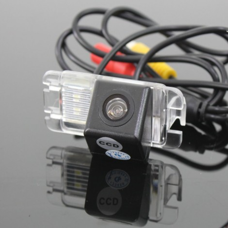For Jaguar F-Type / Car Parking Reverse Camera / Rear View Camera / HD CCD Night Vision + Water-Proof + Wide Angle