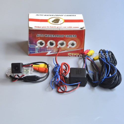 Power Relay For Jaguar XF X250 2013 2014 / Car Rear View Camera / Back up Reverse Camera / HD CCD NIGHT VISION