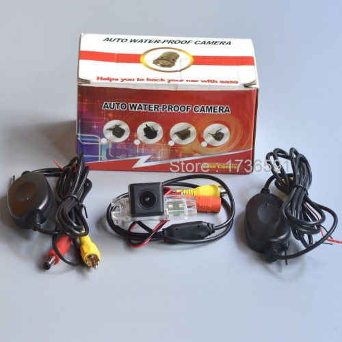 Wireless Camera For Jaguar XF X250 2013 2014 / Car Rear view Camera / HD Back up Reverse Camera / CCD Night Vision
