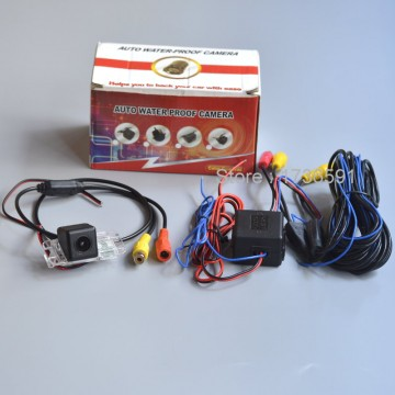 Power Relay For Jaguar XJ 2013 2014 / Car Rear View Camera / Back up Reverse Camera / HD CCD NIGHT VISION