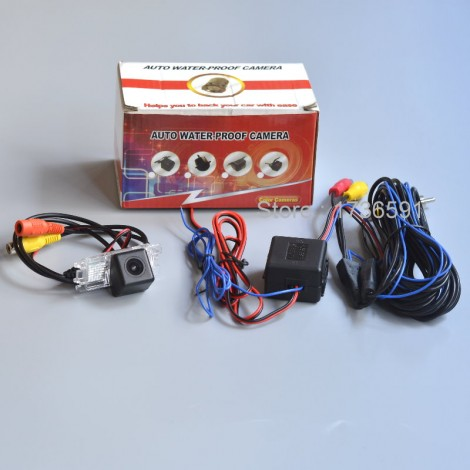 Power Relay For Jaguar XK 2012 2013 / Car Rear View Camera / Back up Reverse Camera / HD CCD NIGHT VISION