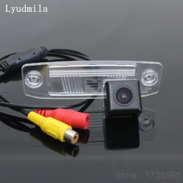 FOR KIA Borrego / Mohave / Reverse Parking Camera / Back up Camera / Rear View Camera / HD CCD Night Vision Wide Angle