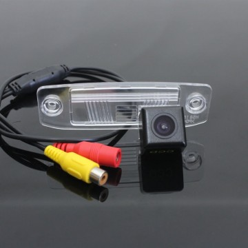 Wireless Camera For KIA Sorento R / NAZA Sorento XM MK2 Rear view Camera Back up Reverse Parking Camera / HD CCD Night Vision