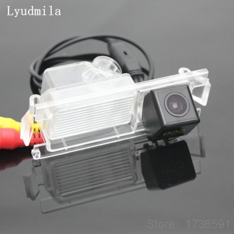 Wireless Camera For Kia Ceed 2013 / Car Rear view Camera / Back up Reverse Parking Camera / HD CCD Night Vision