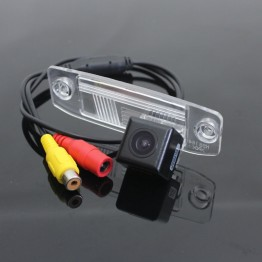 FOR Lancia Thema 2011~2014 / Car Parking Camera / Rear View Camera / HD CCD Night Vision + Water-Proof + Wide Angle