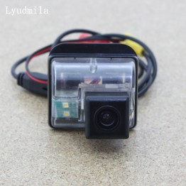 FOR Mazda 3 Mazda3 Sendan 2007~2011 / Car Rear View Camera / Reversing Back up Parking Camera / HD Night Vision + Water-proof