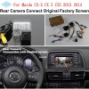 For Mazda CX-5 CX 5 CX5 2013 2014 / RCA & Original Screen Compatible / Car Rear View Camera / HD Back Up Reverse Camera