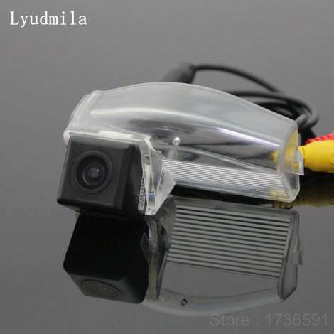 Wireless Camera For Mazda 3 Mazda3 M3 Axela MK2 Hatchback Rear view Camera / Reverse Back up Camera HD CCD Night Vision