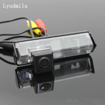 FOR Mitsubishi Pajero Sport / Pajero Dark 2008~2015 / HD CCD Back up Reverse Camera Parking Camera / Rear View Camera