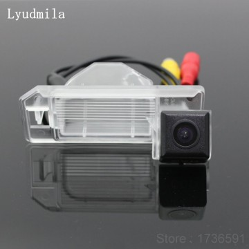 FOR Mitsubishi Outlander Sport 2010~2015 / Car Parking Rear View Camera / HD CCD Night Vision / Back up Reverse Camera