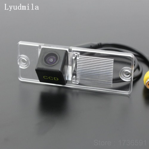 FOR Mitsubishi Pajero / Pajero Super Exceed 2006~2014 / HD CCD Car Back up Reverse Parking Camera / Rear View Camera