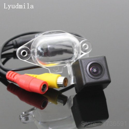 FOR Mitsubishi Delica / Rear View Camera / Reversing Camera / HD CCD Night Vision + Water-Proof Back up Reverse Camera